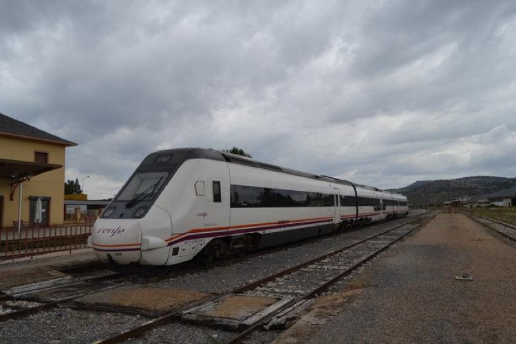 Tren a la Revuelta de la España Vaciada