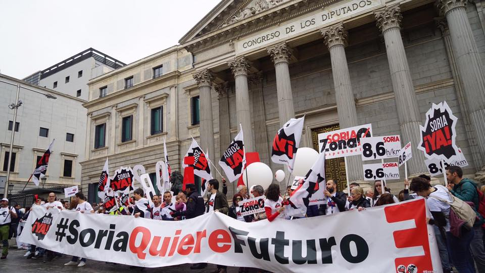 Pacto de Estado España Vaciada