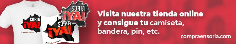 Tienda online Soria ¡YA!