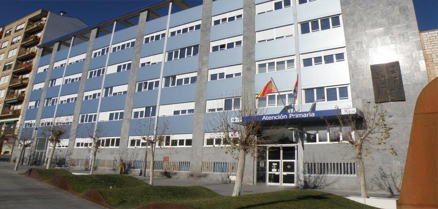 Centro de Salud Soria Norte