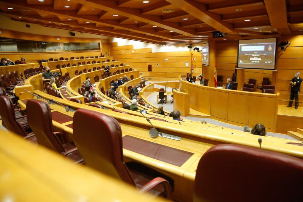 Soria ¡YA! en el Senado